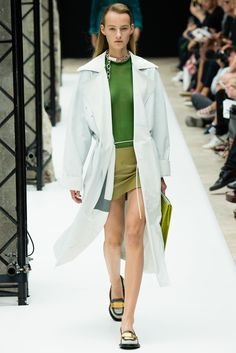 Acne Studios Spring 2015 Ready-to-Wear - Collection - Gallery - Look 1 - Style.com