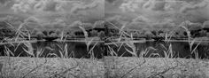 Infrared 3D stereoscopic