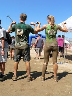 Plenty of tips from an experienced Dirty Girl Mud Runner