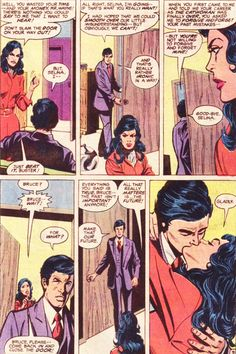 Bruce Wayne and Selina Kyle Batman (v1) #317
