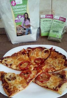 A legminimálisabb szénhidrátot tartalmazó paleo pizza recept a blogon (gluténmentes, maglisztmentes, paleo) – Éhezésmentes karcsúság Szafival Eat Pray Love, Barbecue, Zucchini, Healthy Lifestyle, Healthy Recipes, Healthy Foods, Food And Drink, Cheese, Vegetables