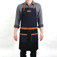 Суровый фартук для сурового повелителя кухни