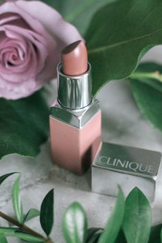 Clinique Matte Lipstick in Blushing Pop➕More Pins Like This At FOSTERGINGER @ Pinterest✖️