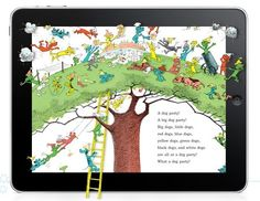 An Overview of Interesting Children's Books for the iPad kids-with-ipads