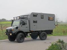 Woelcke Unimog as Cabin in Nümbrecht Bus Camper, 4x4 Camper Van, Off Road Camper, Mercedes Benz Unimog, Mercedes Truck, Iveco 4x4, Iveco Daily 4x4, Top 10 Suv, Mercedez Benz