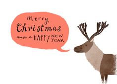 Merry Christmas and a happy new year! By Marloes de Vries