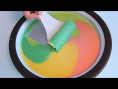 ICE CREAM ROLLS - DIY RECIPE | How to make Ice Cream Rolls at home - with Oreo & Brownie - YouTube
