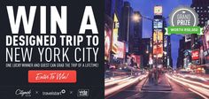 Enter To Win, New York Travel, South Africa, New York City, Competition, New York Trip, New York, Nyc
