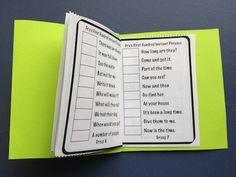 Fry Instant Phrases Fluency Books