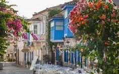 Turkije vakantie tips: Alacati Turkije voor een idyllische vakantie aan z...