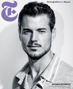 Eric Dane #ClearlyNotHuman