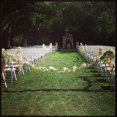 "@Temecula Creek Inn Handcrafted Weddings's photo: ""Ceremony at Petersen Wedding!#tciweddings #stonehouseweddings #petersenwedding"""