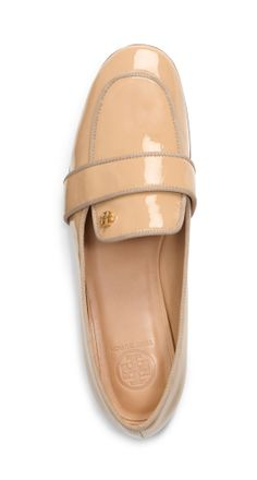 The nude shoe — like Tory Burch's Evette Loafer here — is ultra-versatile and endlessly elongating