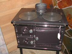Jotul wood cook stove