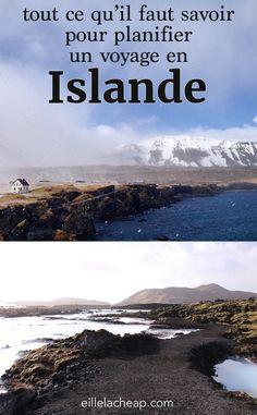 Vous planifiez un voyage à petit budget en Islande? Lisez ceci! eillelacheap.com
