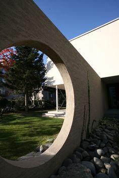 ピロティのある家 http://kandw.p1.weblife.me