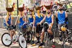 ESBI 2016 | League of Bike Polo