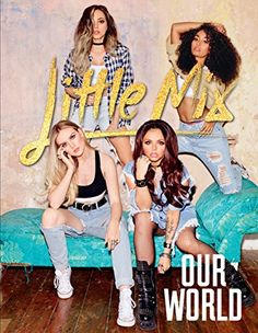 Our World by Little Mix https://www.amazon.com/dp/1405927429/ref=cm_sw_r_pi_dp_x_v06lybWC963Y6