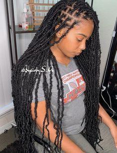 Box Braids Hairstyles, Braided Hairstyles For Black Women, Baddie Hairstyles, Girl Hairstyles, Hairstyle Short, School Hairstyles, Crochet Weave Hairstyles, Protective Hairstyles, Black Girl Braids