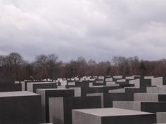 Berlin's Holocaust Memorial to the Murdered Jews of Europe
