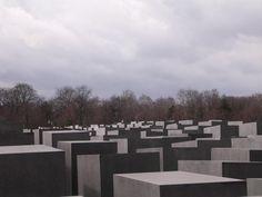 Berlin's Holocaust Memorial to the Murdered Jews of Europe