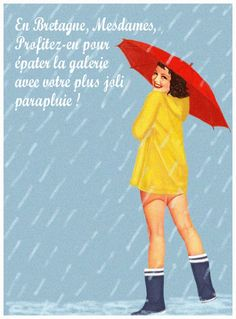 carte Pin-up bretonne \