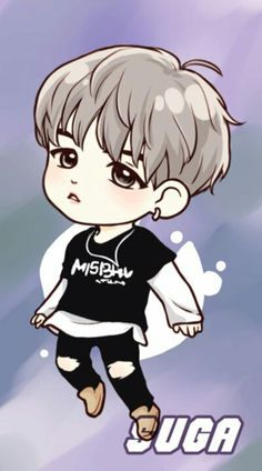 Bts save me chibi suga dessin chibi, kpop groupe, bts groupe, fond d Chibi, Kawaii, Bts Chibi, Cartoon Photo, Anime, Cartoon, Cute Drawings, Fan Art, Chibi Drawings