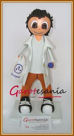 Garotesanía: Fofucho fisioterapeuta personalizado. www.facebook.com/garotesania