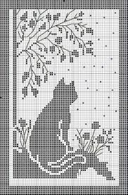 Image result for free filet crochet picture patterns