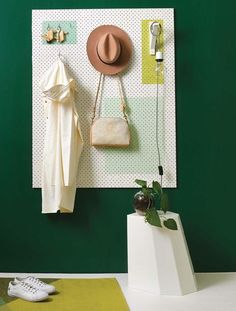 Beautify Your Home With These 8 Creative Pegboard Ideas | Renotalk Singapore