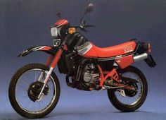 1986 Gilera RX 125 Arizona Gilera RX 125 Arizona Liquid cooled, two stroke, single cylinder, reed valves induction.