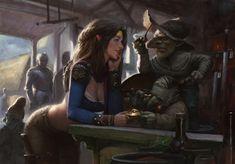 Fantasy Races, High Fantasy, Fantasy Rpg, Fantasy Artwork, Fantasy World, Fantasy Character Design, Character Concept, Character Art, Concept Art