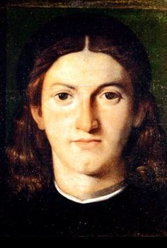 Lorenzo Lotto -- Portrait of a Young Man c. 1506
