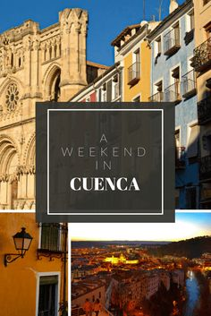 Cuenca is a wonderful city to visit, famous for The Hanging Houses there is also a wonderful Cathedral, unique gift shops and so much colour. Read more here