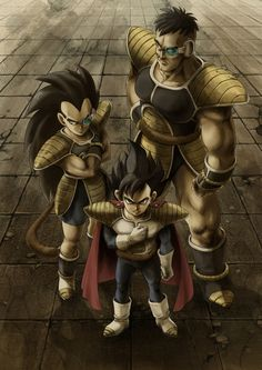 Likes, 9 Comments - Dragon Ball Z, Dbz, Kid Vegeta, Akira, Dragon Images, Z Arts, Fan Art, Illustrations, Anime Comics