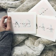 """Stay cozy, stay cute! 💕 Our Greek Note Cards are a treat for any sorority girl. Grab a pack for a friend today!   Lauren from Etsy says, """"These are beautiful notecards to send to my sorority sisters!"""""""