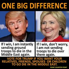 This is a no brainer. The woman knows how to be President. The orange jackass knows how to be a worthless piece of shit. #VoteBlueAlways