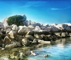 @Regrann from @ariefsatria_ -  Sun burn  #instadaily #vscocam #go #pro #vacation #rock #bangka #belitung #explorebelitung #instanusantara #beach #sky #samsung #note4 #lingkarindonesia #lake #indotravellers #indonesiaparadise #indonesia #Regrann Belitung, Paradise, Beach, Places, Instagram Posts, Water, Outdoor, Gripe Water, Outdoors