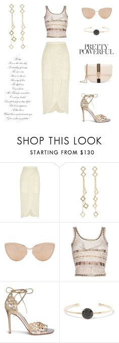 """""""Untitled #199"""" by joanna-tabakou ❤ liked on Polyvore featuring River Island, Arme De L'Amour, Cutler and Gross, Etro, Gianvito Rossi, Pomellato and Lanvin"""