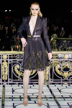 Atelier Versace | Spring 2013 Couture Collection | Vogue Runway
