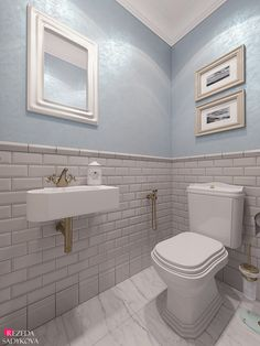 If you have a small bathroom in your home, don't be confuse to change to make it look larger. Not only small bathroom, but also the largest bathrooms have their problems and design flaws. Decor, Washroom Design, Interior, Rockdale, Small Bathroom, Bathroom Renovations, Toilet, Toilet Design, Large Bathrooms
