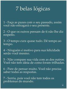 Siga essas regras e seja eternamente feliz !