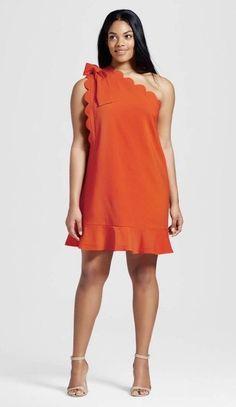 c880212fe734cf247f8ec23710d2890f wear to work victoria beckham women's plus curvy marigold mod shift dress victoria beckham for,3x Womens Clothing