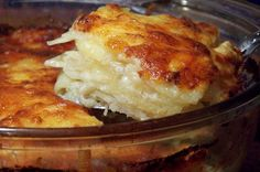 The best Scalloped Potatoes I have ever tasted 462 reviews with almost 5 star rating. Gonna have to try this one