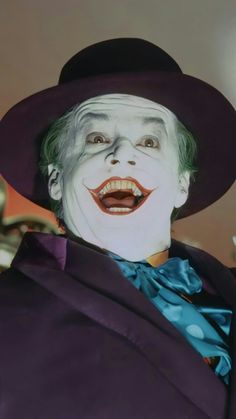 Joker Nicholson, Jack Nicholson, Marvel Dc, Marvel Comics, Michael Keaton Batman, Watch The World Burn, Smile Smile, Batman Returns, Batman Vs
