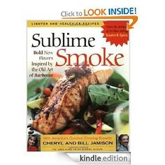 Sublime Smoke: Bold New Flavors Inspired by the Old Art of Barbecue [Kindle Edition], via https://myamzn.heroku.com/go/B003D9AN0M/Sublime-Smoke-Bold-New-Flavors-Inspired-by-the-Old-Art-of-Barbecue-Kindle-Edition