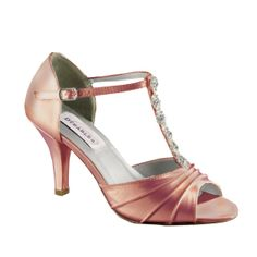 In a more silver color but I definitely like the design and the heel is low enough I think