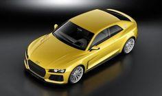 2013 Audi Sport Quattro concept pictures