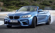 BMW says no M2 Convertible planned - http://www.bmwblog.com/2016/02/25/bmw-says-no-m2-convertible-planned/