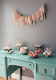 Amelia Marie: How to: Creating a Dessert Bar
